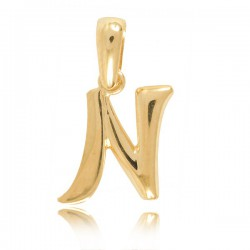 Zawieszka literka N