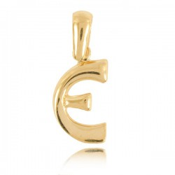 Zawieszka literka E