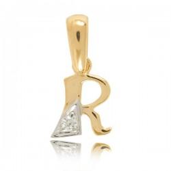 Přívěsek písmenko R