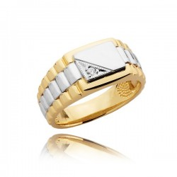 Pánský prsten S2