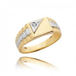 Pánský prsten S3