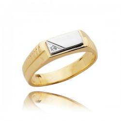 Pánský prsten S4