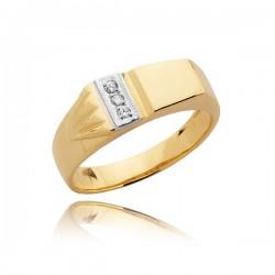 Pánský prsten S8