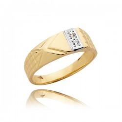 Pánský prsten S12