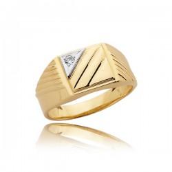 Pánský prsten S13