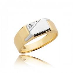 Pánský prsten S16