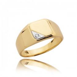 Pánský prsten S18