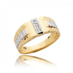 Pánský prsten S19
