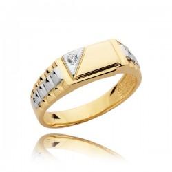 Pánský prsten S20