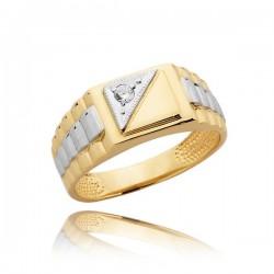 Pánský prsten S23