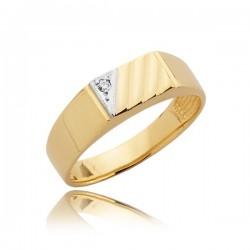 Pánský prsten S25