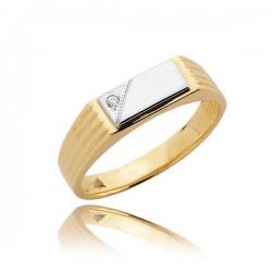 Pánský prsten S26