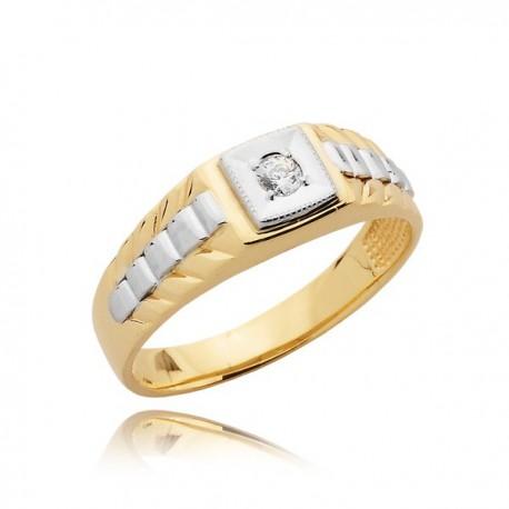 Pánský prsten S27