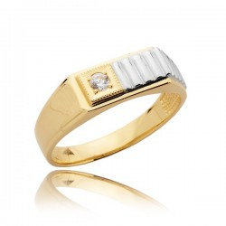 Pánský prsten S28