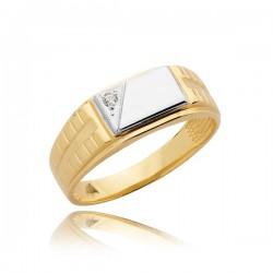 Pánský prsten S29