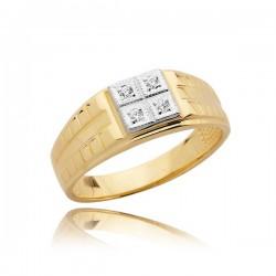Pánský prsten S33