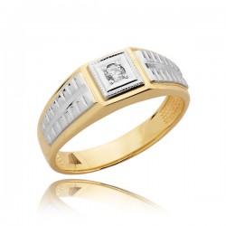 Pánský prsten S34