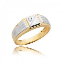 Pánský prsten S35