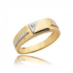 Pánský prsten S38