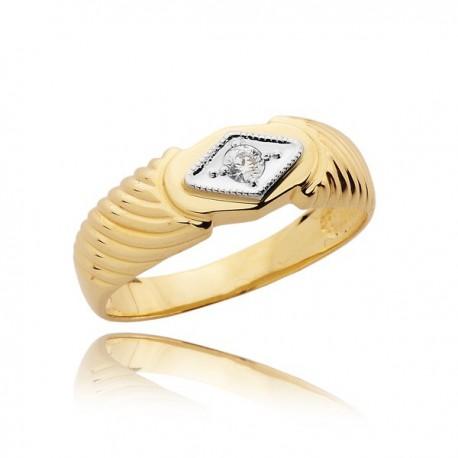 Pánský prsten S39