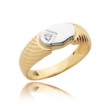 Pánský prsten S40