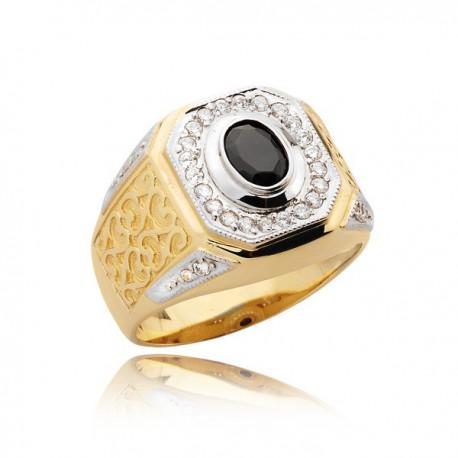Pánský prsten S43