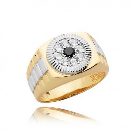 Pánský prsten S44