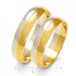 Snubní prsteny A-202