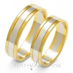 Snubní prsteny A-204