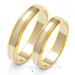 Snubní prsteny A-206