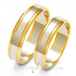 Snubní prsteny A-207
