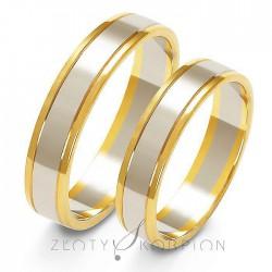 Snubní prsteny A-208