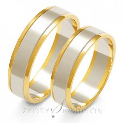 Snubní prsteny A-209