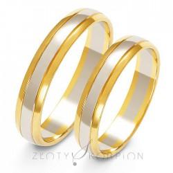 Snubní prsteny A-210