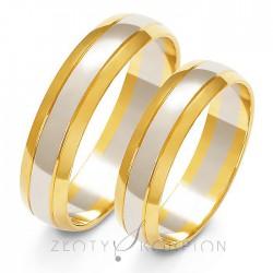 Snubní prsteny A-211