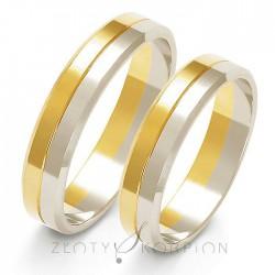 Snubní prsteny A-212