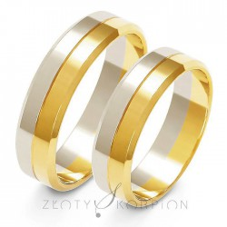 Snubní prsteny A-213