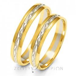 Snubní prsteny A-214