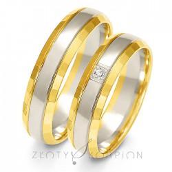 Snubní prsteny A-216