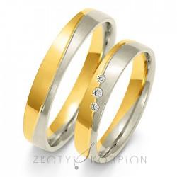 Snubní prsteny A-217