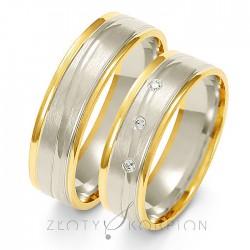 Snubní prsteny A-218