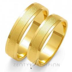 Snubní prsteny O-16