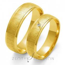 Snubní prsteny O-23