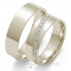 Snubní prsteny O-27