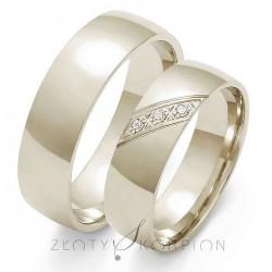 Snubní prsteny O-28