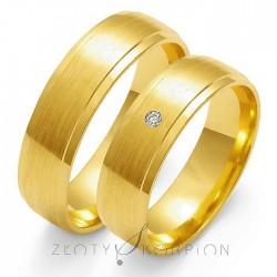 Snubní prsteny O-44
