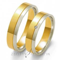 Snubní prsteny OE-10