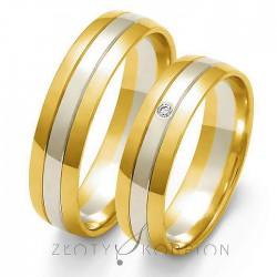 Snubní prsteny OE-11