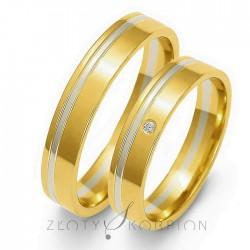 Snubní prsteny OE-18