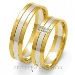 Snubní prsteny OE-29